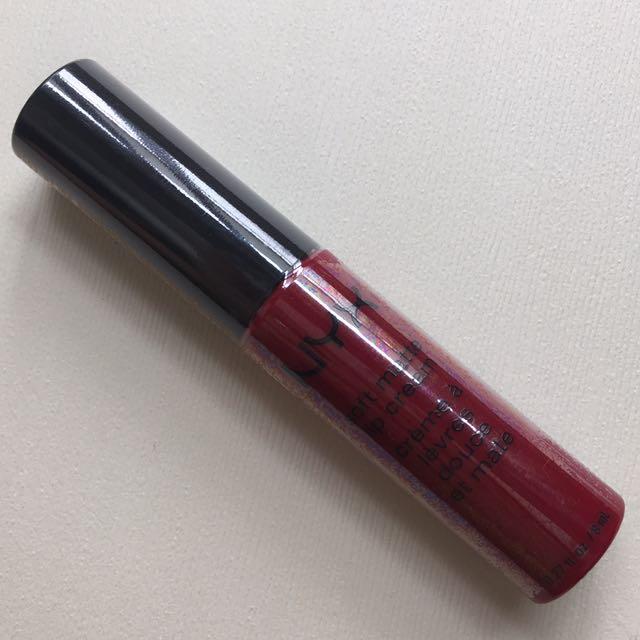 Nyx Soft Matte Lip Cream Monte Carlo (SMLC 10) ORIGINAL NEW