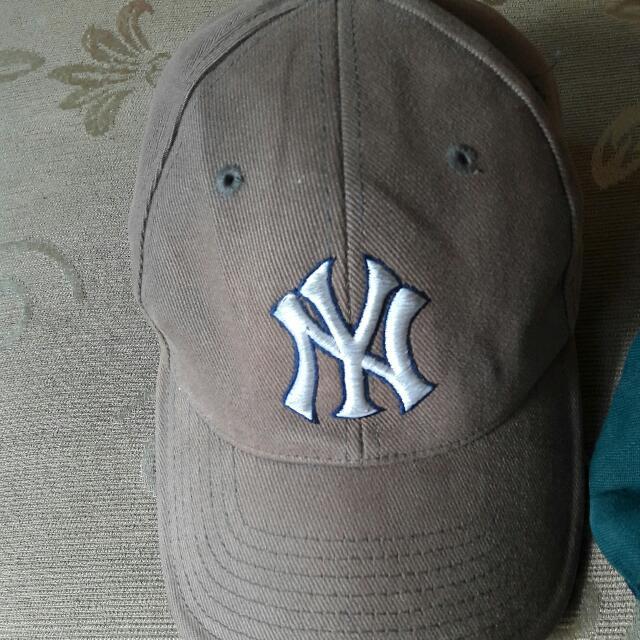 ORIGINAL NY MLB basseball cap