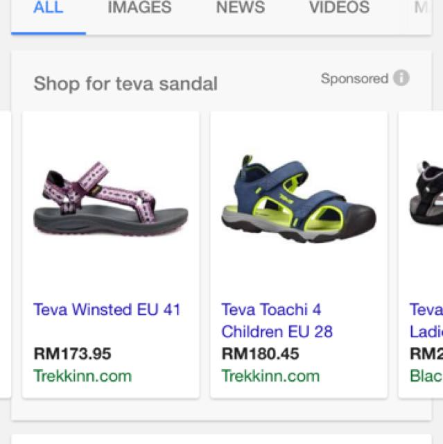 a2285eb3acf7 Outdoor Teva Sports Sandal (Size 38)
