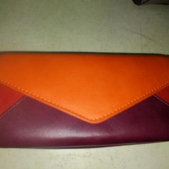 Parfois Leather Long Wallet