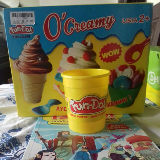 Play Doh Es Krim