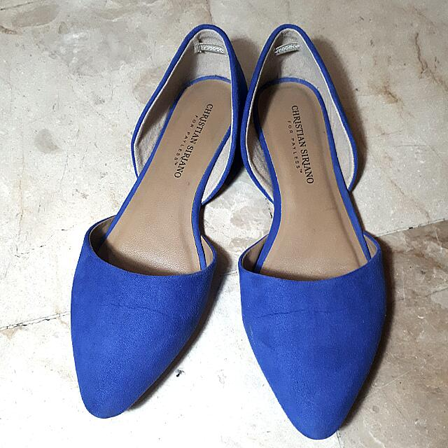 Payless Christian Siriano Pointed Flats