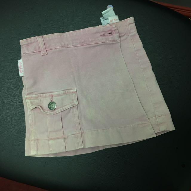 Ragged Type Skirt