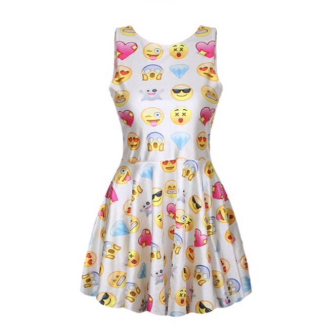 SALE Emoji Dress