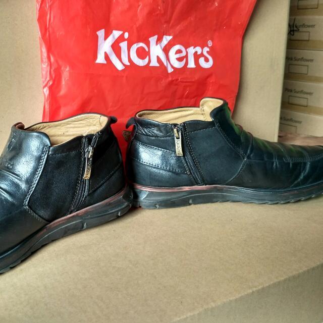 Semi Boots Kikers Ori