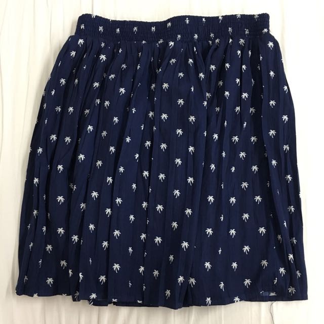 Skirt By Stradivarius