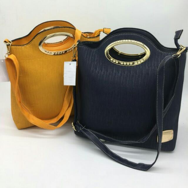 Sling Handle Bag
