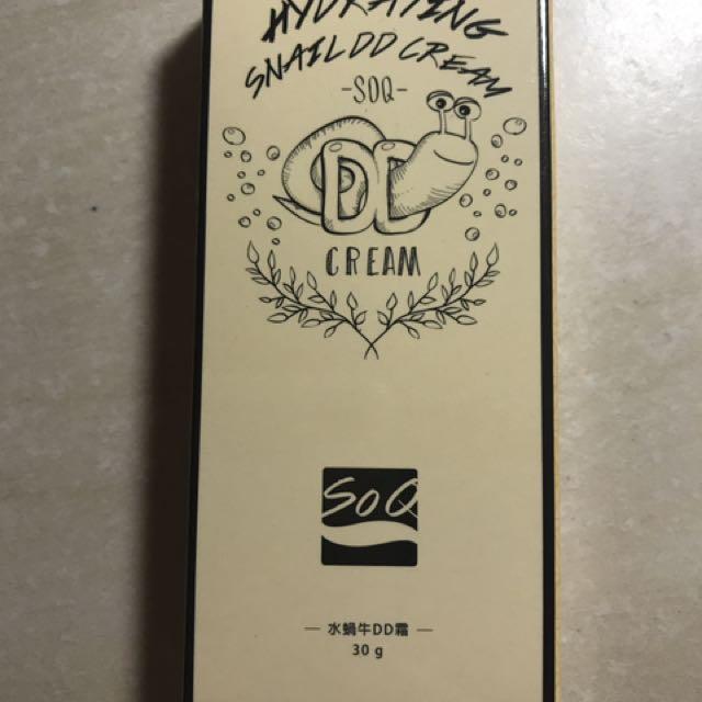 SoQ 水蝸牛DD霜