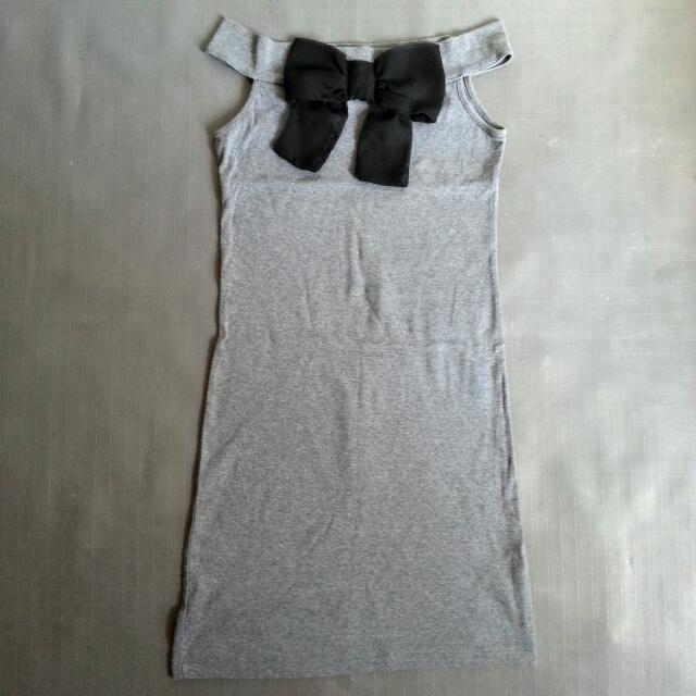 Sundance Gray Dress