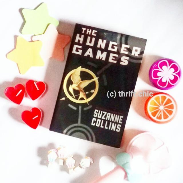 THE HUNGER GAMES  #BookTrade  I'm not always online here. Questions? Txt me @0927-752-7473