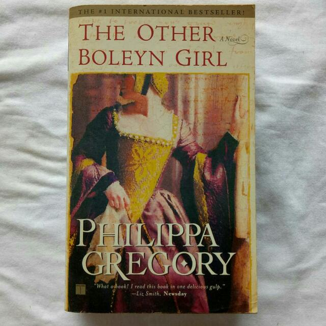 The Other Boleyn Girl Book Review