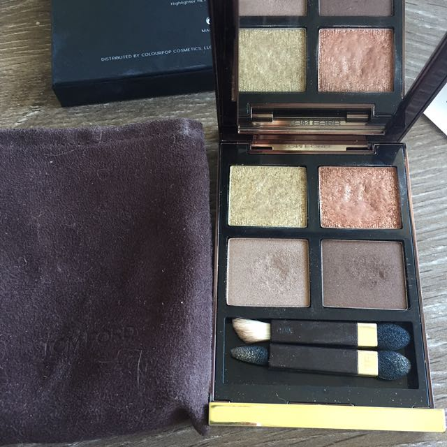 Tom Ford Eye Colour Quad Eyeshadow Golden Mink