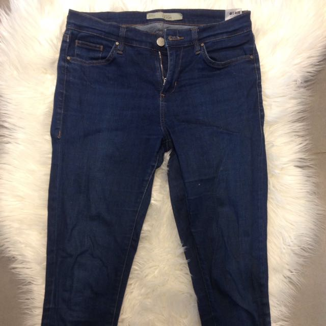 TOPSHOP MID RISE JEANS
