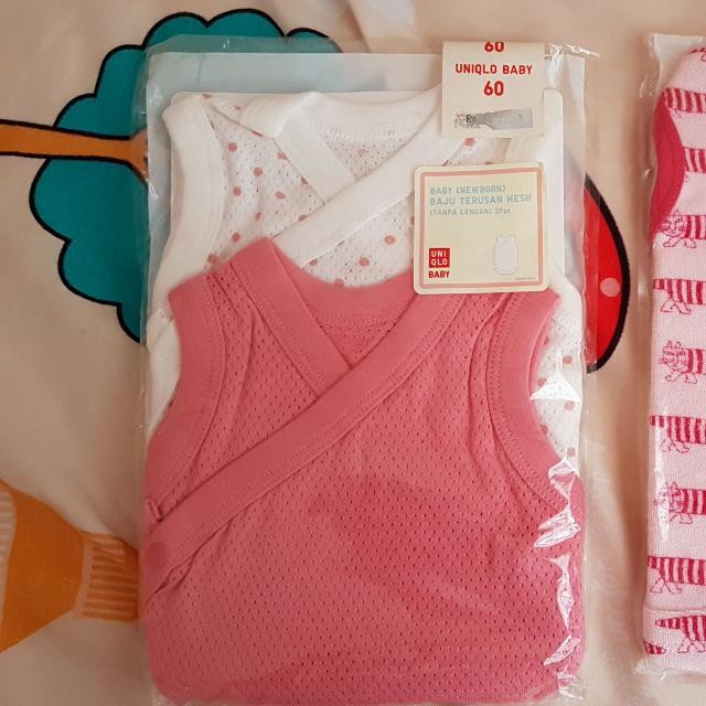 REPRICE!! UNIQLO sleveless bodysuit