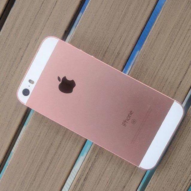 Unlocked iPhone Se 64gbs
