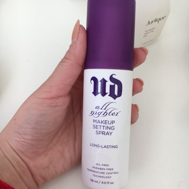 Urban Decay makeup setting spray 118 ml