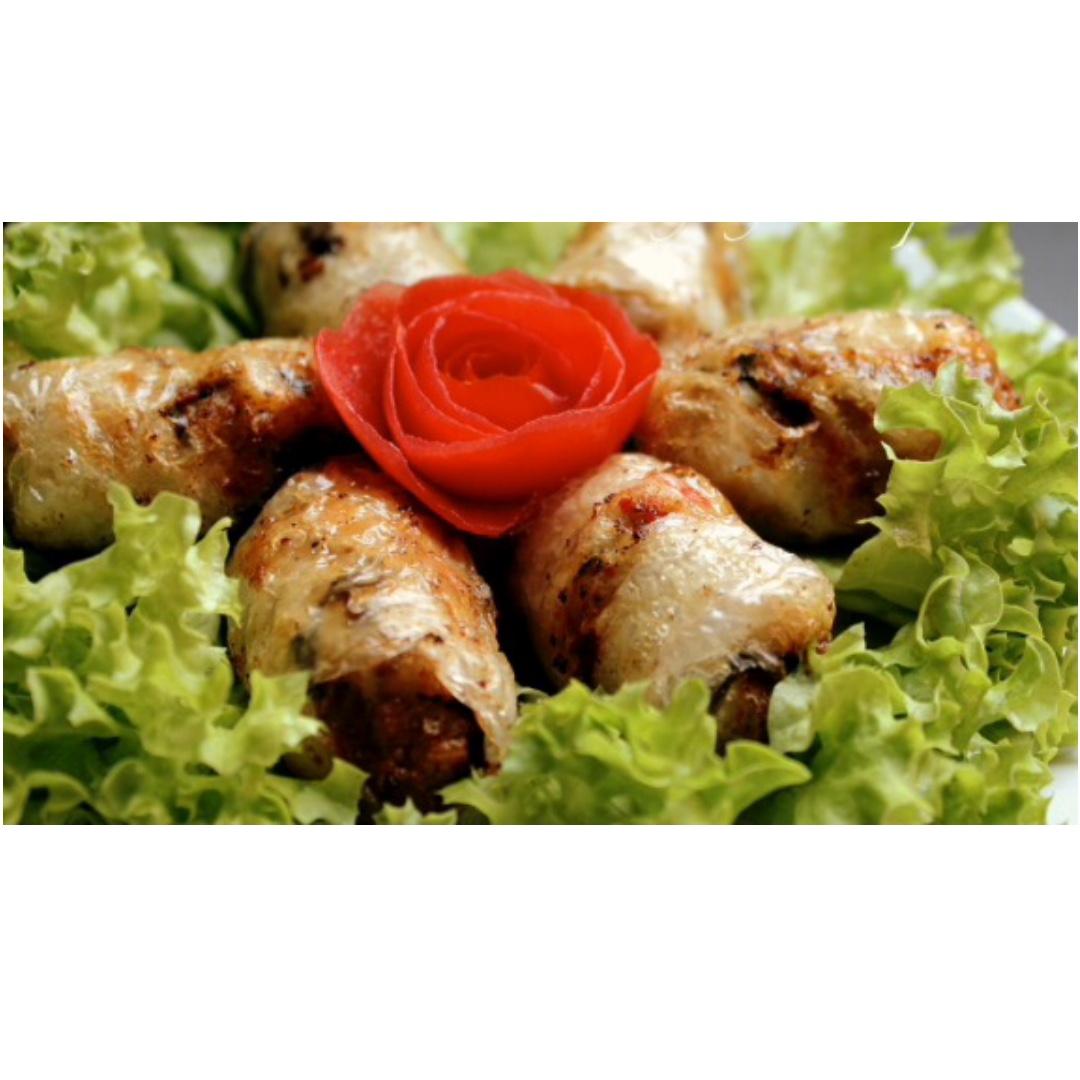 Vietnamese Fried Spring-rolls