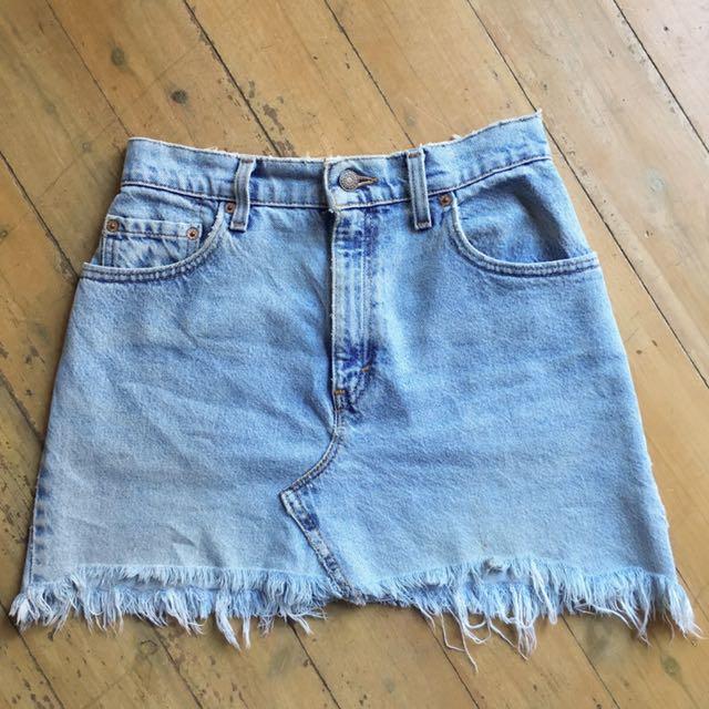 Vintage Levis Skirt