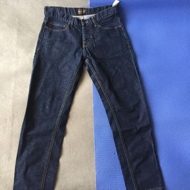 Zara Mens Jeans Denim