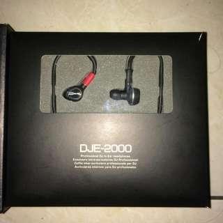 WTS pioneer DJE-2000-k