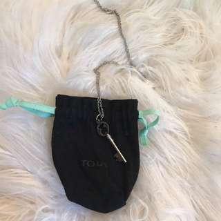Tous Key Necklace