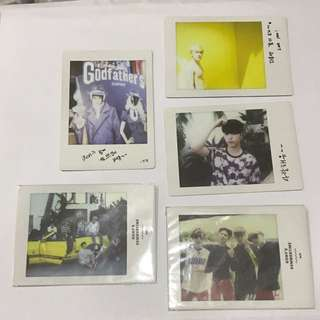 iKON Kony's Summertime photocards