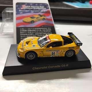 Kyosho Chevrolet Corvette C6-R
