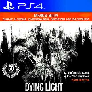 DYING LIGHT ENCHANCE EDITION