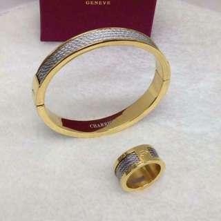 Charriol - Bangle, Ring, or Both