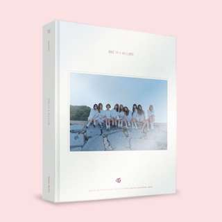 [Pre-Order] TWICE - 1ST PHOTOBOOK ONE IN A MILLION