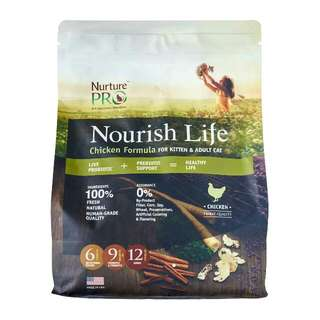 Nourish Life Cat Food 18kg
