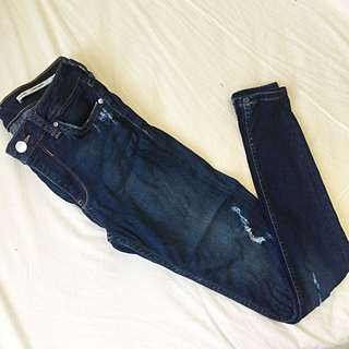 ZARA Jeans slim-fit (stretch)