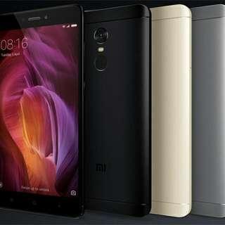 Xiaomi redmi note 4 original malaysia set 3gbRam/32gb Rom