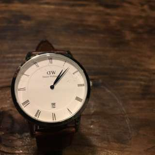 【DW Daniel Wellington】經典Mawes手錶