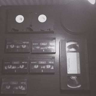 I'M LOOKING FOR SOMEONE WHO CAN CONVERT THESE TAPES