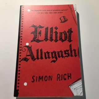 Elliot Allagash by Simon Rich