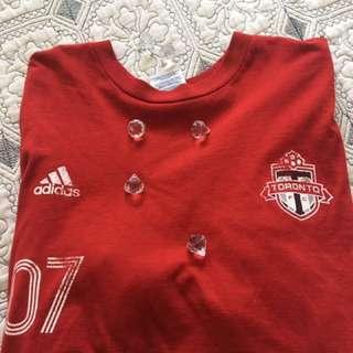 Cropped Toronto Fc Sweatshirt