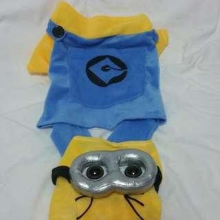 Minion costume