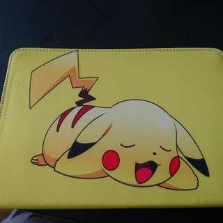 Pikachu ipad mini cover
