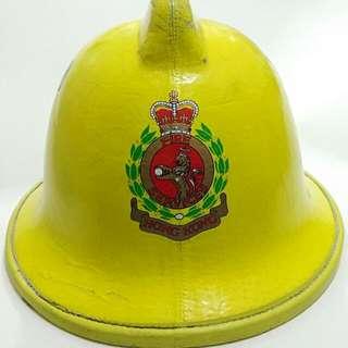 80年代舊消防頭盔