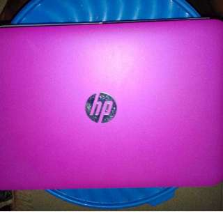 Notebook second HP stream 11 d017tu - magenta