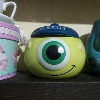 Monster Inc Cookie Jar