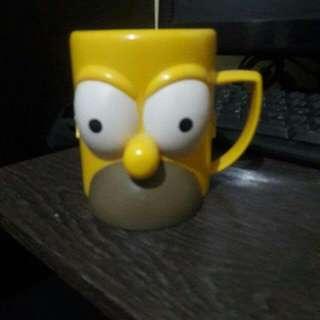 Simpson Mug (Plastic)