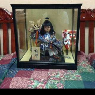 Japanese Doll Repriced!!!!