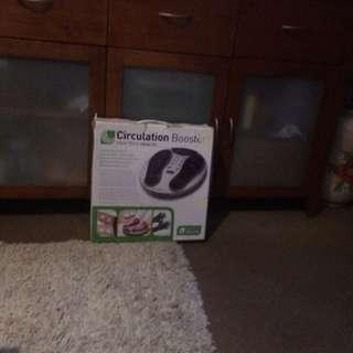 Circulation Booster $120