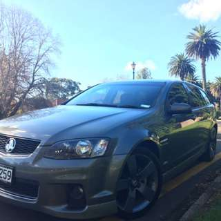 VE COMMODORE 2013 - Z-Series
