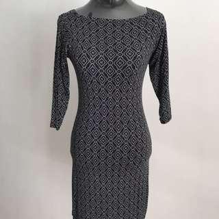 Diamond Design Dress