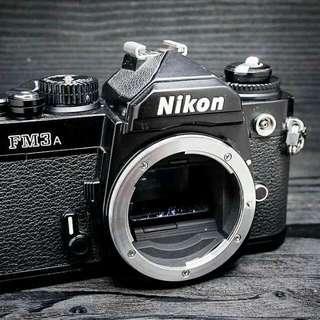 Nikon FM3a RM2150.00  COD : Taiping / Ipoh / KL