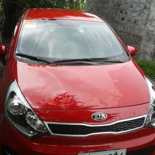 Kia Rio Hatchback - Full Option