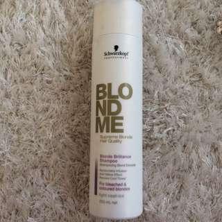 Schwarzkopf Blonde Shampoo